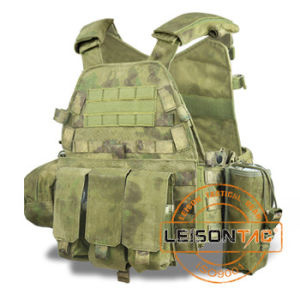 Tactical Vest with Holster SGS Standard Leisontac Tactical Gear pictures & photos