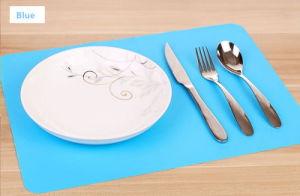 Fashion and Simple Cafe or Western Food′s Pad Silicone