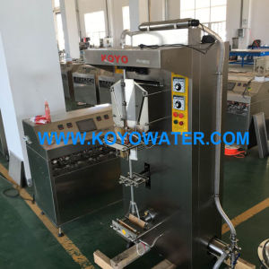 Koyo Simple Water Sachet Filling Machine