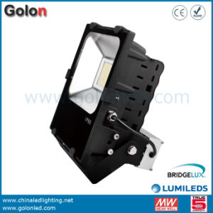 70W LED Flood Light Fin Alum Body 130lm/W Philips SMD LED Ra80 70W LED Floodlight pictures & photos