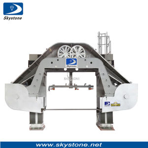 Multi Wire Saw Machine for Granite Cutting pictures & photos