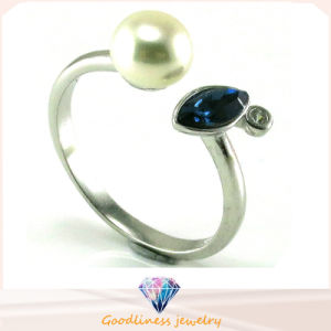 High Quality 925 Silver Ring Fashion Jewelry (R10445) pictures & photos