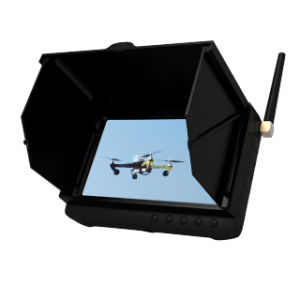 Manufacturer Sale No Blue Screen 1.2/2.4/5.8GHz Wireless Receiver Aerial DVR with Sunshade pictures & photos