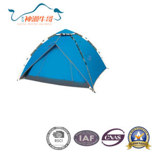 PU2500 Automatic Camping Tent for Outdoor pictures & photos