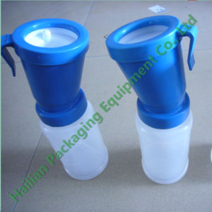 Blue Non-Return Teat Dipping Cup for Cows pictures & photos