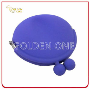 Creative Style Promotional Gift Silicon Coin Purses pictures & photos