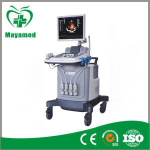 My-A028b Medical Ultrasound Equipment 2D Color Doppler B Ultrasound Scanner pictures & photos