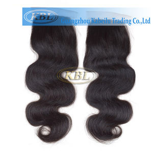 99j Color Skin Top Silk Base Lace Closure 5*5 pictures & photos