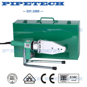 Wholesale Electrical PPR Pipe Socket Fusion Welding Machine pictures & photos