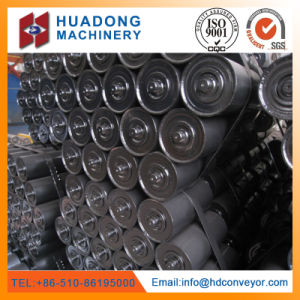 Labyrinth Seal Standard Conveyor Steel Roller for Pipe Grooving Machine pictures & photos