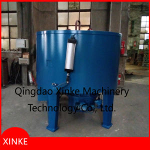 Green Sand Casting Intensive Speed Sand Mixer pictures & photos