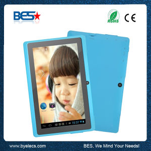 "7"" Inch Android 4.4 Dual Core WiFi Multi-Color Tablet PC"