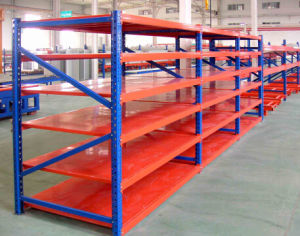 Medium Duty Steel Decking Racks and Shelving pictures & photos