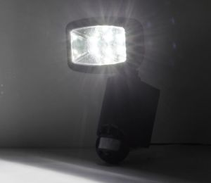 Solar 6 SMD PIR Flood Light with PIR Motion Sensor pictures & photos