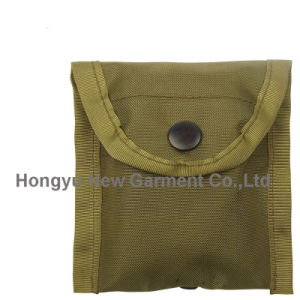 Military G. I. Style Polyester Compass Pouch (HY-PC019) pictures & photos