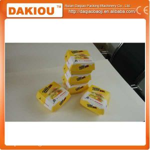 Hamburger Box Erecting Machine pictures & photos