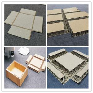 CNC Oscillating Knife Carton Sample Cutting Machine pictures & photos