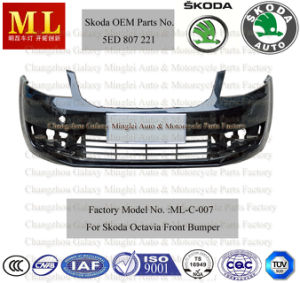 Auto Bumper for Skoda Octavia From 2013 (5ED 807 221) pictures & photos