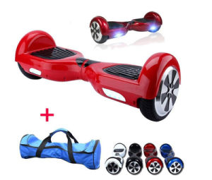 Factory Supple Wholesale Self-Balancing Electric Hoverboard pictures & photos