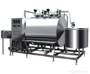 Shanghai 500L Cip Cleaning Machine pictures & photos