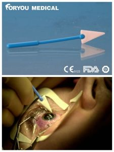 Fluid Management Medical Soft PVA Eye Sponges for Ophthalmic Surgery-Es1067 pictures & photos