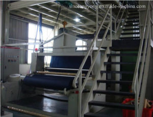 PP Non-Woven Fabric Making Machine pictures & photos