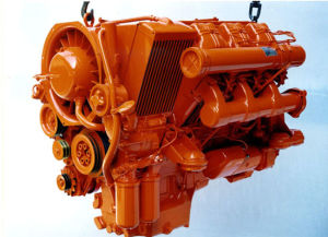 B/F413f Series V Type Air Cooled Deutz Diesel Engine (BF12L413FC)