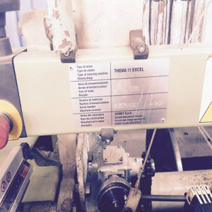 Second-Hand Original Somet Thema11 Excel Rapier Loom Machine pictures & photos