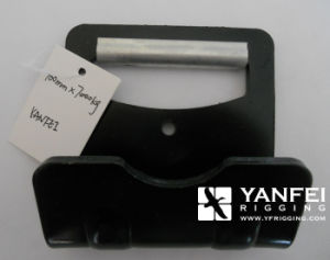 50mm 75mm Black Finish Flat Hook pictures & photos