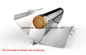 Price of Vacuum Tube Solar BBQ Cooker Sun Oven pictures & photos