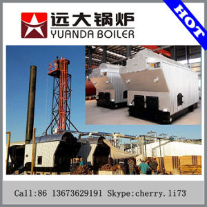 Natural Circulation Water Boiler Wood Biomass Fire Circulating Water Boiler pictures & photos