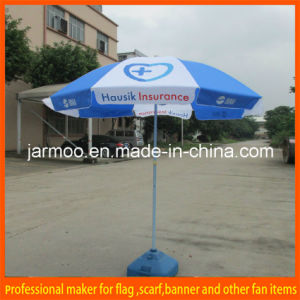 Sun Folding Strong Beach Umbrella pictures & photos