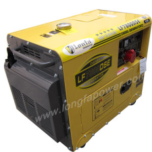 7kVA Air Cooled Silent Diesel Generator for South Africa pictures & photos