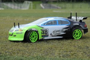 Fast Speed 1/10th RC Car Petrol pictures & photos