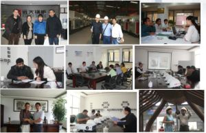 High Temperature Horizontal Tube Coal Boiler/Biomass Fired Thermal Oil Heaters with High Temperature pictures & photos