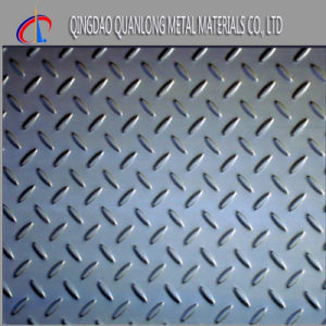 316 316L 316ti Stainless Steel Checkered Plate Size pictures & photos