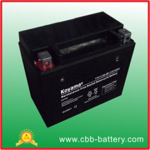 Standard Rechargeable Lead Acid Motorcycle Battery Ytx12-BS Gel Battery for Motorcycle Starting Gel Pack Battery pictures & photos