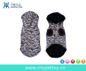 Camo Ski Hoodie Pet Warm Clothes pictures & photos