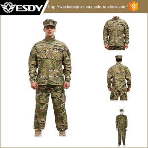 Cp Multicam Camouflage Suit Combat Uniform Hunting Suit Wargame Paintball pictures & photos