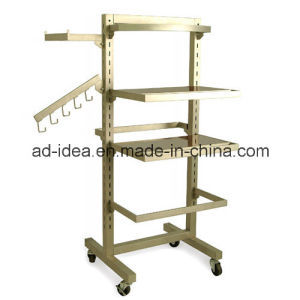 Movable Display Stand/ Display for Garment, Food Ect pictures & photos