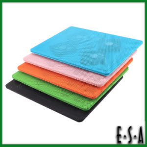 2015 Newest Colorful Cool Laptop Cooling Pad, Fashion Design Laptop Cooling Pad, Hot Selling Cheapest Notebook Cooling Pad G22A115 pictures & photos