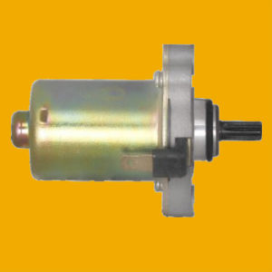 Starter Motor Assy for Motorcycle, Electric Starter Assy for Jog50 pictures & photos
