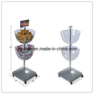Sweet Shop Floor Display Stand pictures & photos