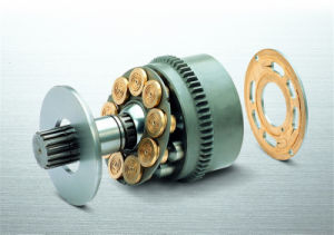 Best Seller Swing Motor for Hydraulic Excavator Parts pictures & photos