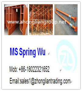 Kenya Market Shoring Props for Construction Building pictures & photos