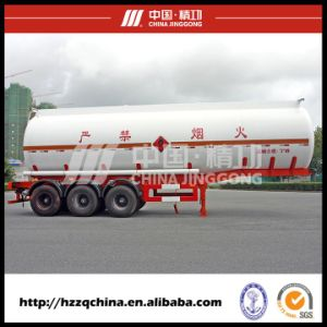 Aluminum Alloy Tank Trailer Coming From China pictures & photos