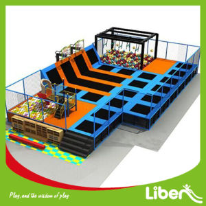 Open Indoor Trampoline Place, Jumping City Indoor Trampoline pictures & photos