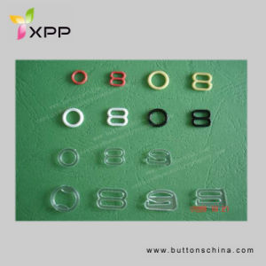 Plastic Ring and Slider for Bra Adjustor pictures & photos