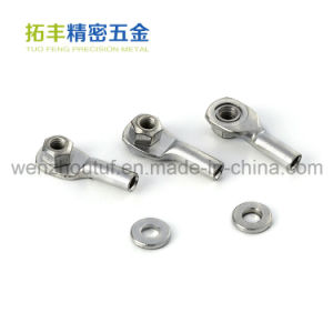 Electrical Stamping Parts Brass Connector Terminal Block pictures & photos