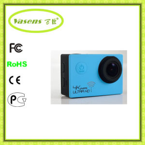 1000mA Battery HD1080p 60fps H. 264 IP68 Waterproof Extreme Sports Action Camera pictures & photos